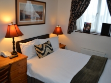 Small Double single occupancy