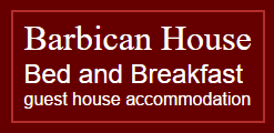Logo of Barbican House