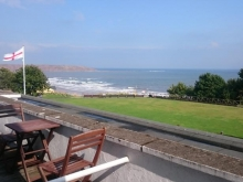 Sea View Double Suite with Balcony