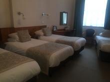 Four Single Beds en-suite