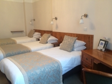 Three Single Beds en-suite