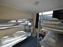 Five bed Dorm (shared bathroom)