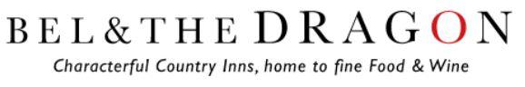 Logo of Bel & The Dragon - Odiham