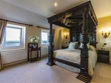 Deluxe Four Poster Room with Sea View