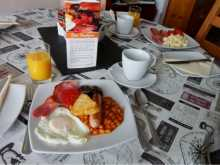 Bed and Cooked Breakfast