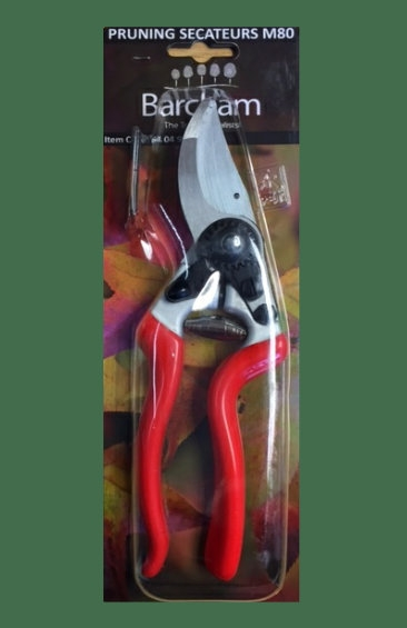 Barcham secateurs