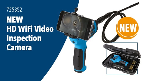 VIDEO INSPECTION CAMERA