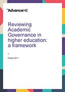 Academic Governance - Framework