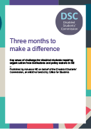 Three months to make a difference (PDF)
