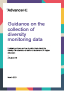 Guidance on the collection of diversity monitoring data