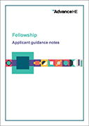Fellowship Guidance Notes for Applicants