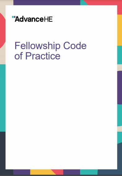 Fellowship Code of Practice