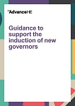 Information to Support the Induction of New Governors