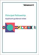 Principal Fellowship Guidance Notes for Applicants