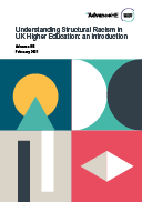 Understanding Structural Racism in UK Higher Education: an introduction