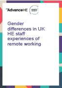 Survey: exploring the impact of COVID-19 responses and remote working in HE