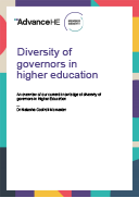 Diversity of governors in higher education
