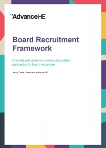 Board Recruitment Framework