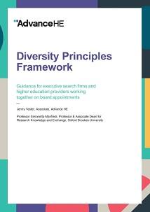 Diversity Principles Framework