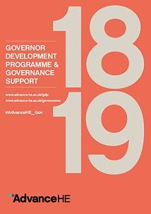 Governor Development Programme 2018/19