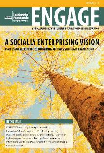 Engage 31 - Strategic Reflections: Ewart Wooldridge