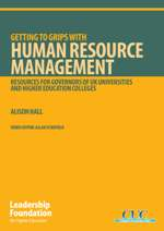 Getting to Grips with Human Resource Management