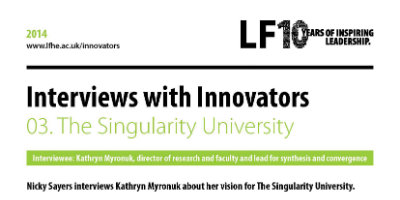 The Singularity University