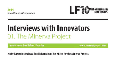 The Minerva Project