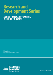 A Guide to Scenario Planning in Higher Education