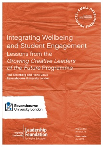 Integrating Wellbeing and Student Engagement Lessons from the Growing Creative Leaders of the Future Programme