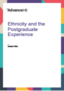 Ethnicity and the Postgraduate Experience