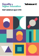 Equality in higher education: staff statistical report 2019
