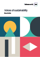 Voices of sustainability