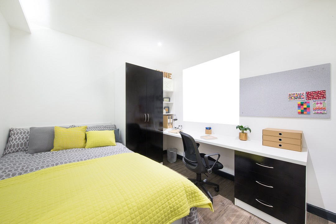 Stylish Student Accommodatin in Birmingham | Bristol Street