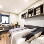 Photo of a bedroom at Lumis Student Living in Cardiff