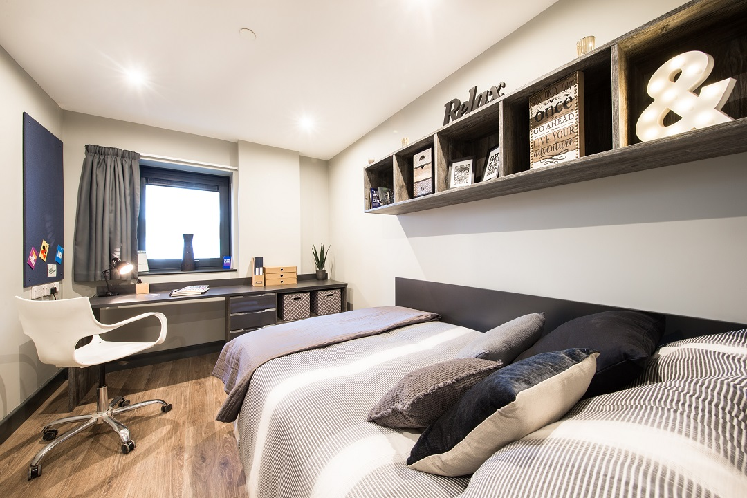 city centre student accommodation in cardiff