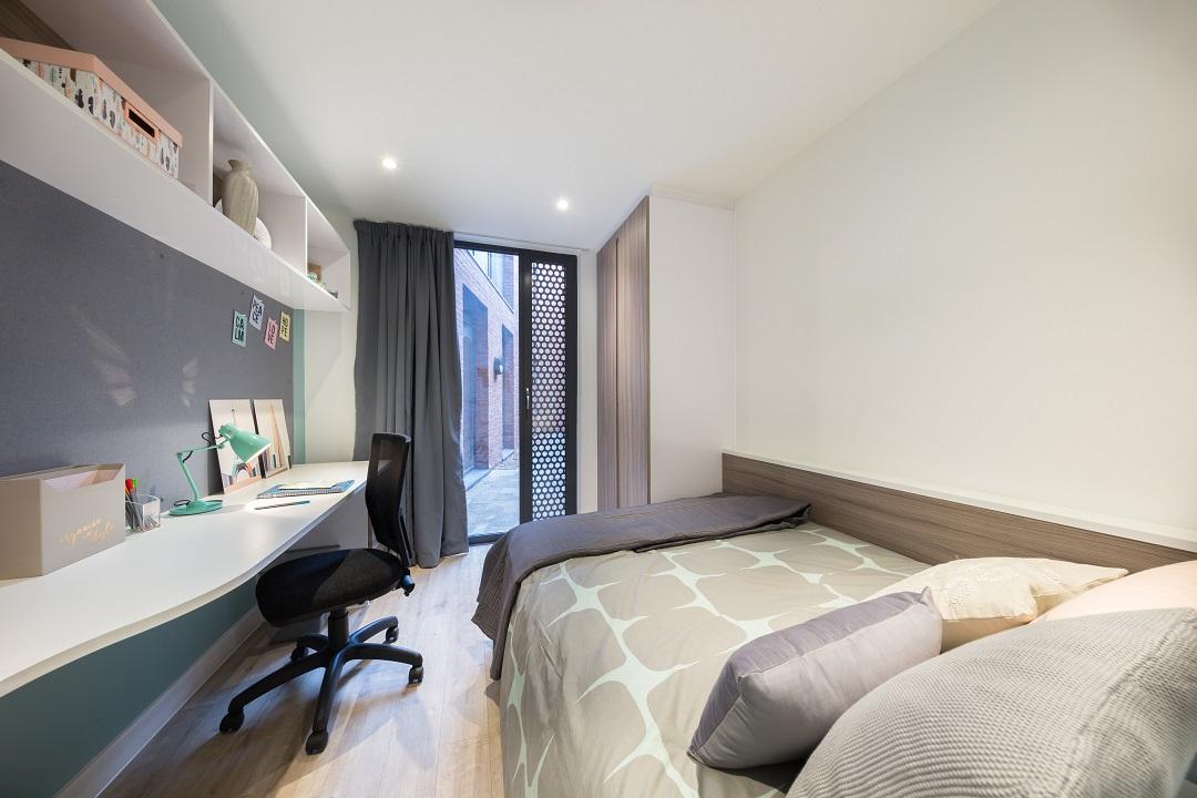Student en-suite room in Leicester
