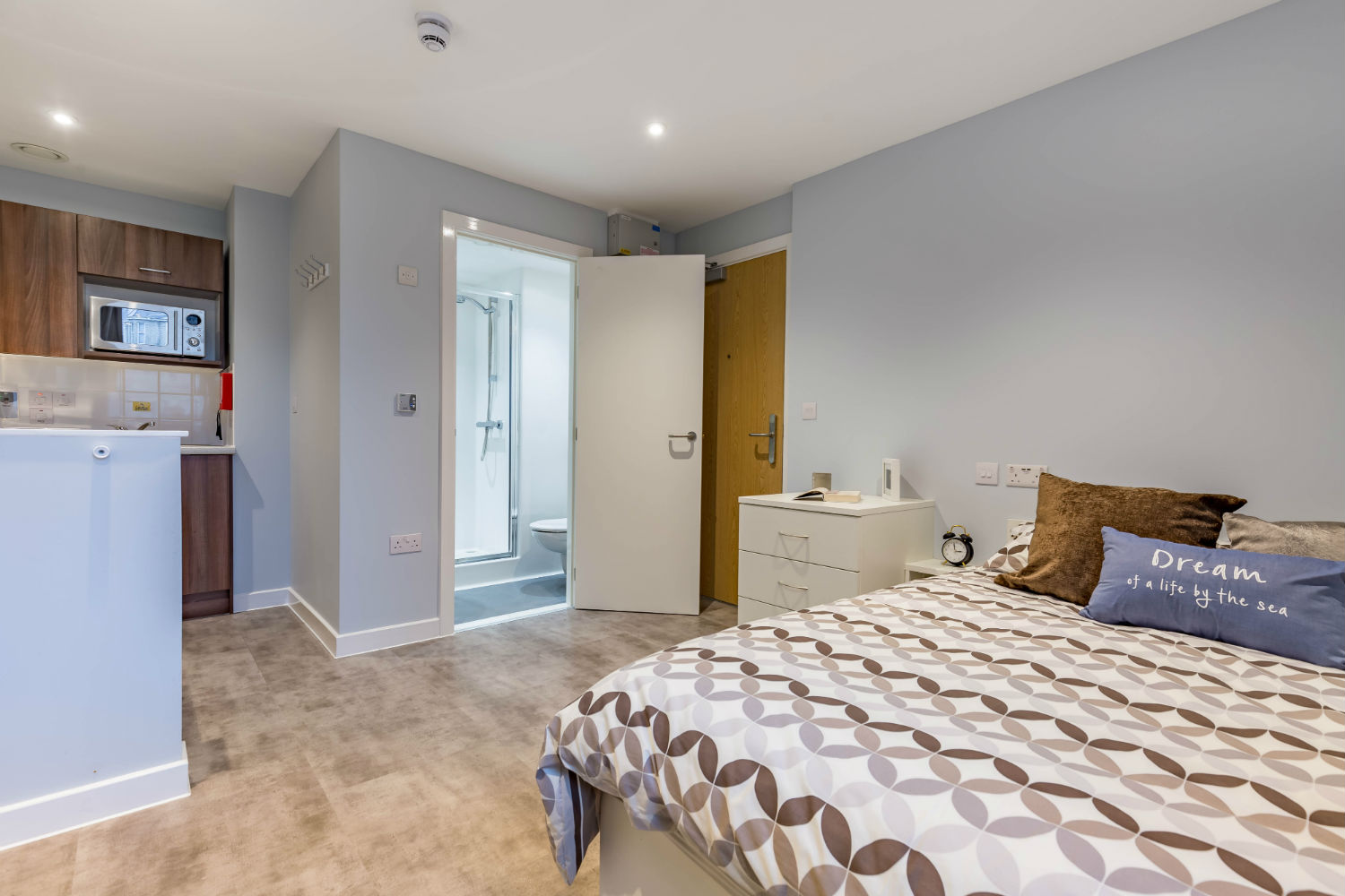 Modern Student Accommodation In Plymouth Mary Parker House