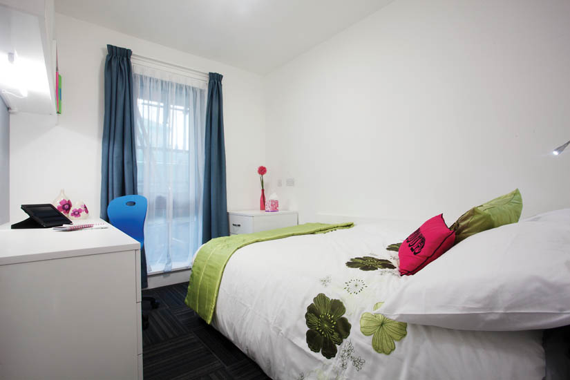 2 Bed Apartment - CRM Students