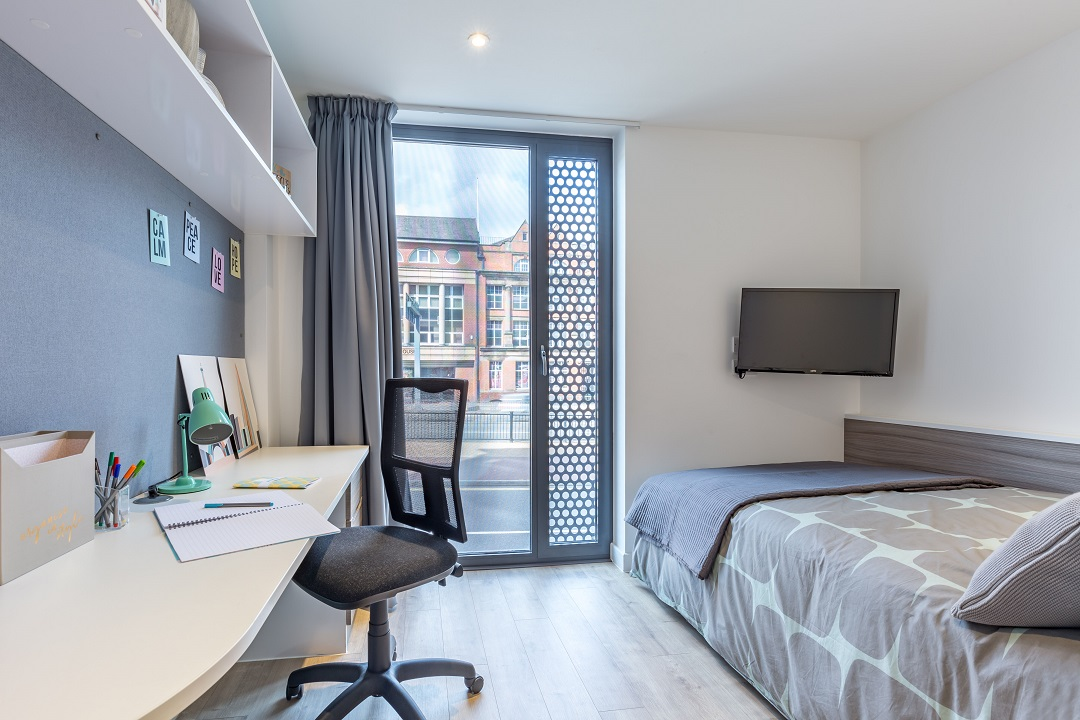 Stylish Student Accommodation In Leicester Lumis Student