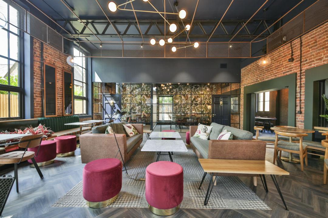 Hox Park - Club House