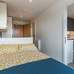 Student accommodation 2 bed apartment in Canterbury