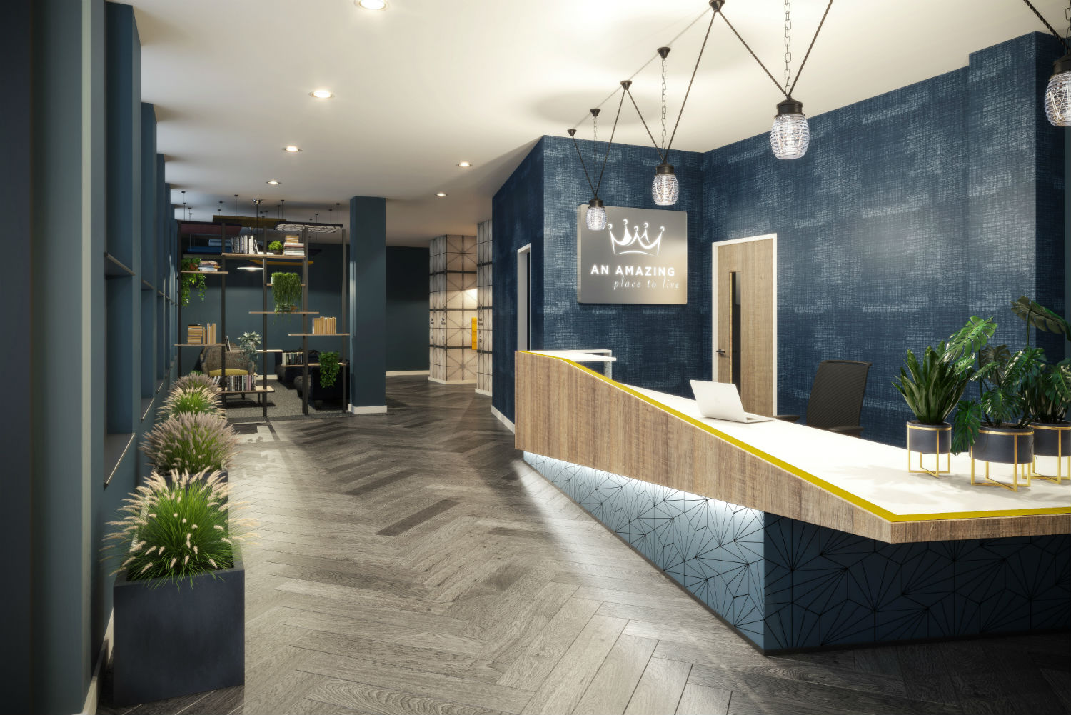 Student Accommodation in Norwich | Crown Place