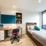 Photo of a platinum studio at Central Studios - Student accommodation in Reading