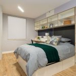 Club Studio at The Depot Student Accommodation in Exeter