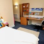 Medium En-suite room at The Sidings student accommodation in Penryn