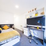 5 Bed Cluster En-suite at Canterbury student manor student accommodation in Canterbury