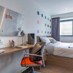 Large Studio Room Gallery Apartments in Glasgow