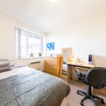 Premier Room at Moss Court student accommodation in Manchester