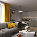 2 Bed Apartment at West Way Square Student Housing
